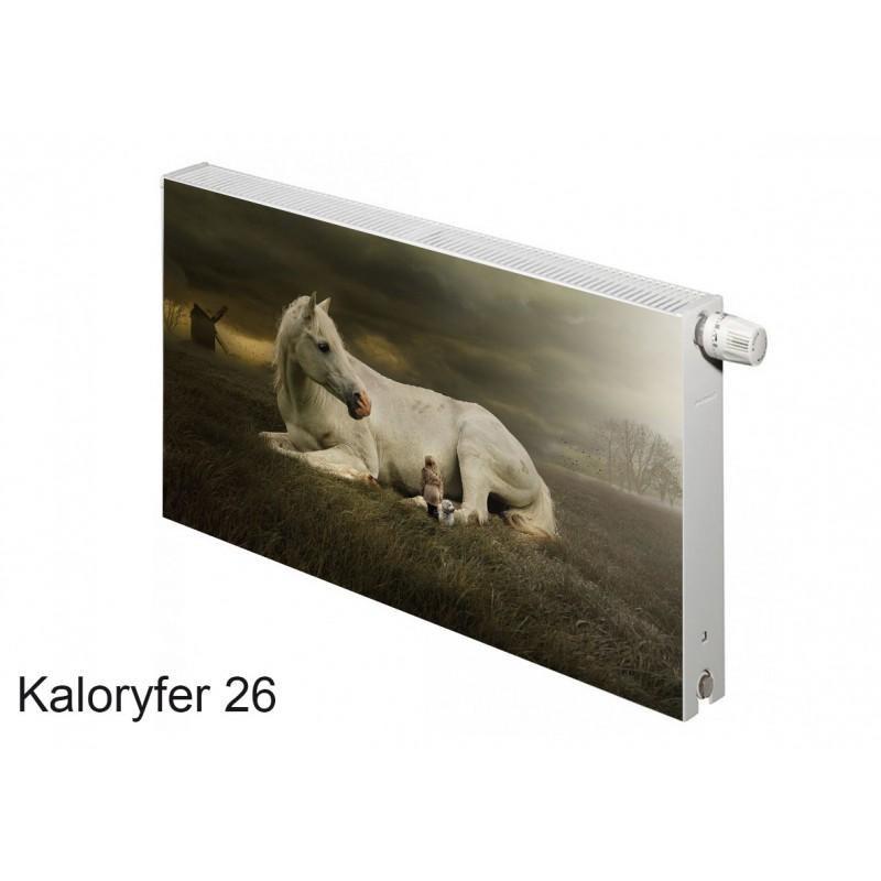 Magnes na kaloryfer konie  26