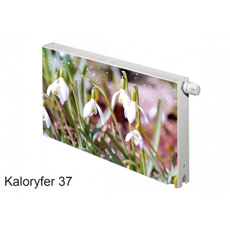 Magnes na kaloryfer kwiaty wiosna 37