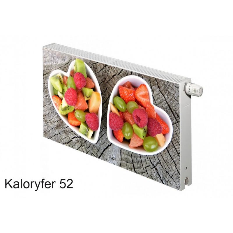 Magnes na kaloryfer owoce 52