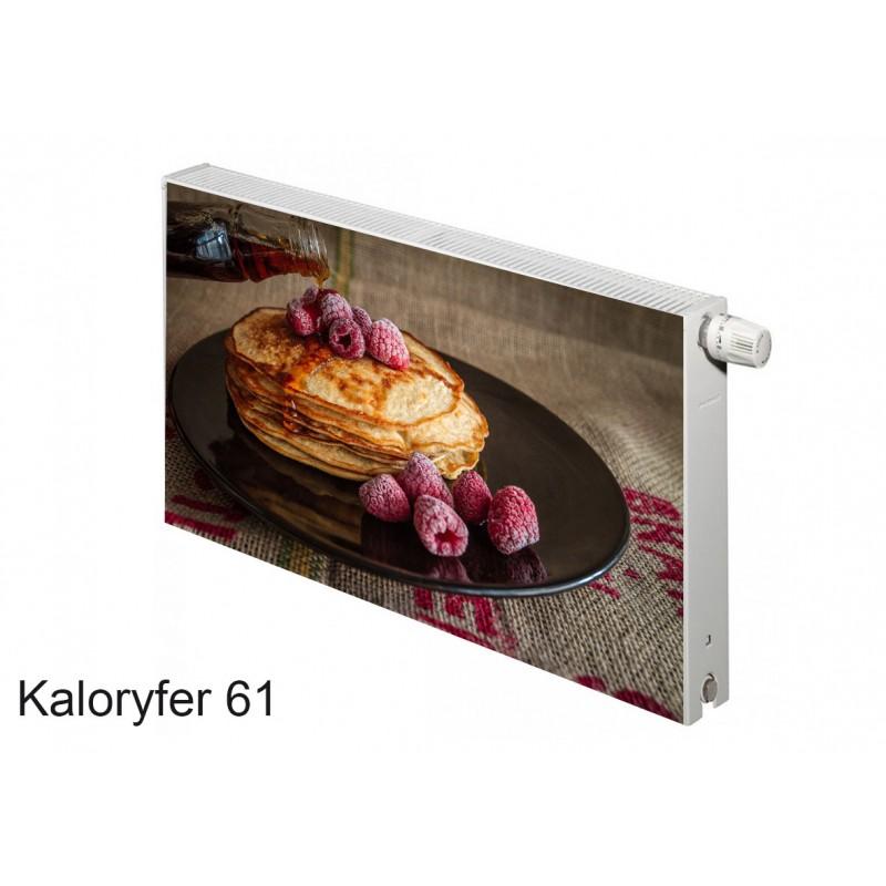 Magnes na kaloryfer owoce maliny pancake 61