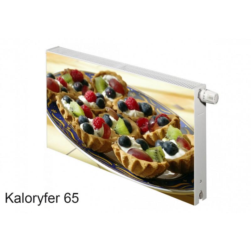 Magnes na kaloryfer owoce babeczki ciasteczka 65