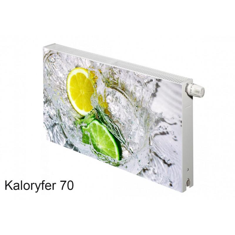 Magnes na kaloryfer owoce limonka cytryna  70