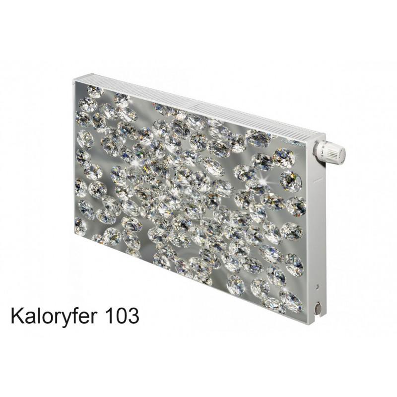 Magnes na kaloryfer glamour diament  103