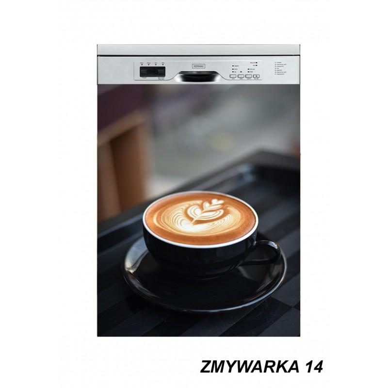 Mata magnetyczna na zmywarkę kawa 14