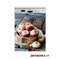 Mata magnetyczna na zmywarkę  owoce jabłka 17