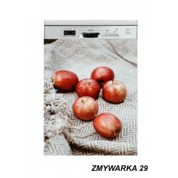 Mata magnetyczna na zmywarkę owoce jabłka 29