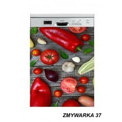 Mata magnetyczna na zmywarkę warzywa  37