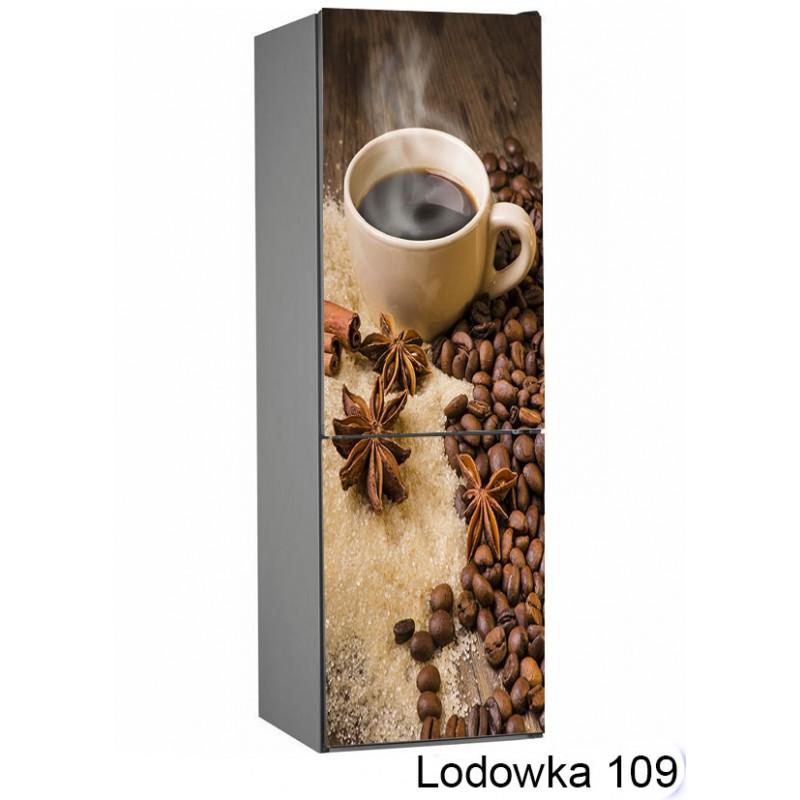 Lodówka kawa 109