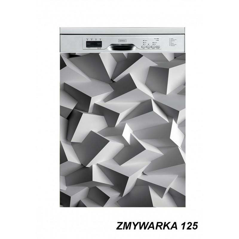 Mata magnetyczna na zmywarkę  abstrakcja 125