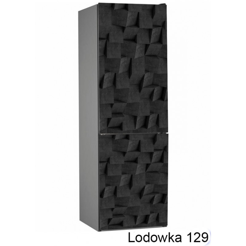 Lodówka abstrakcja 129