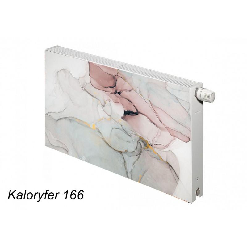 Magnes na kaloryfer abstrakcja marmur 166