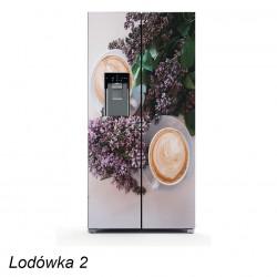 Lodówka side by side kawa 2