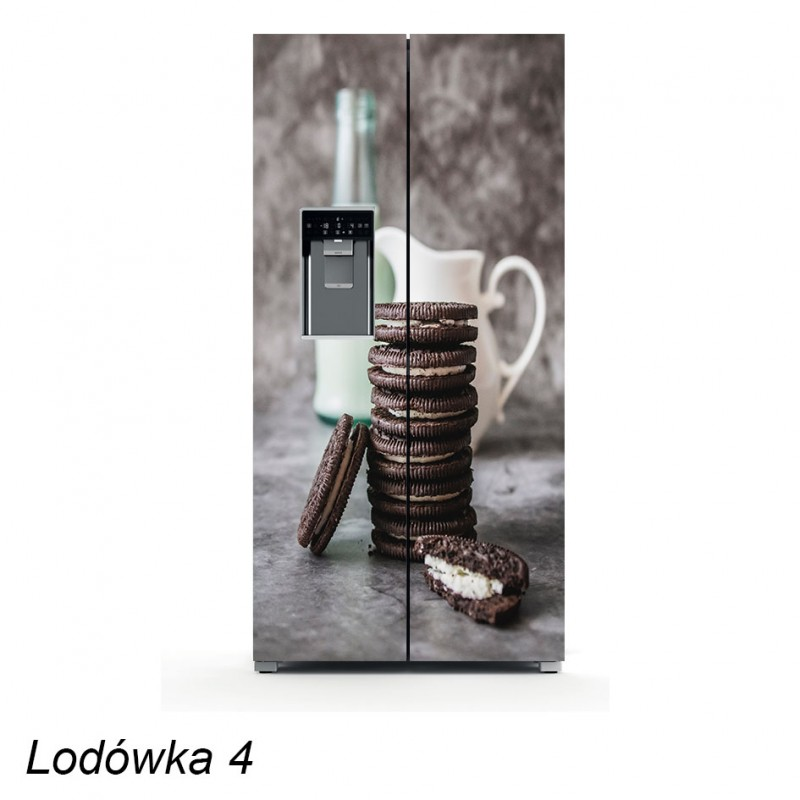 copy of Lodówka side by side owoce 1