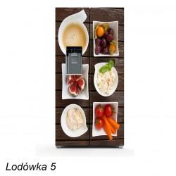 Lodówka side by side kawa 5