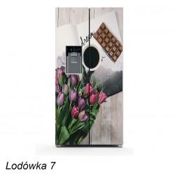 Lodówka side by side kawa 7