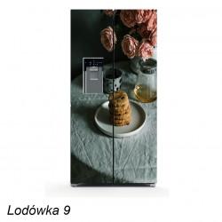 Lodówka side by side kawa 9