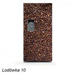 Lodówka side by side kawa 10
