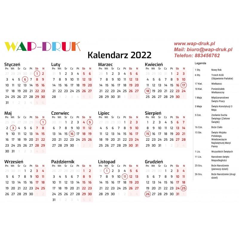 copy of Kalendarz dzień Babci i Dziadka 1